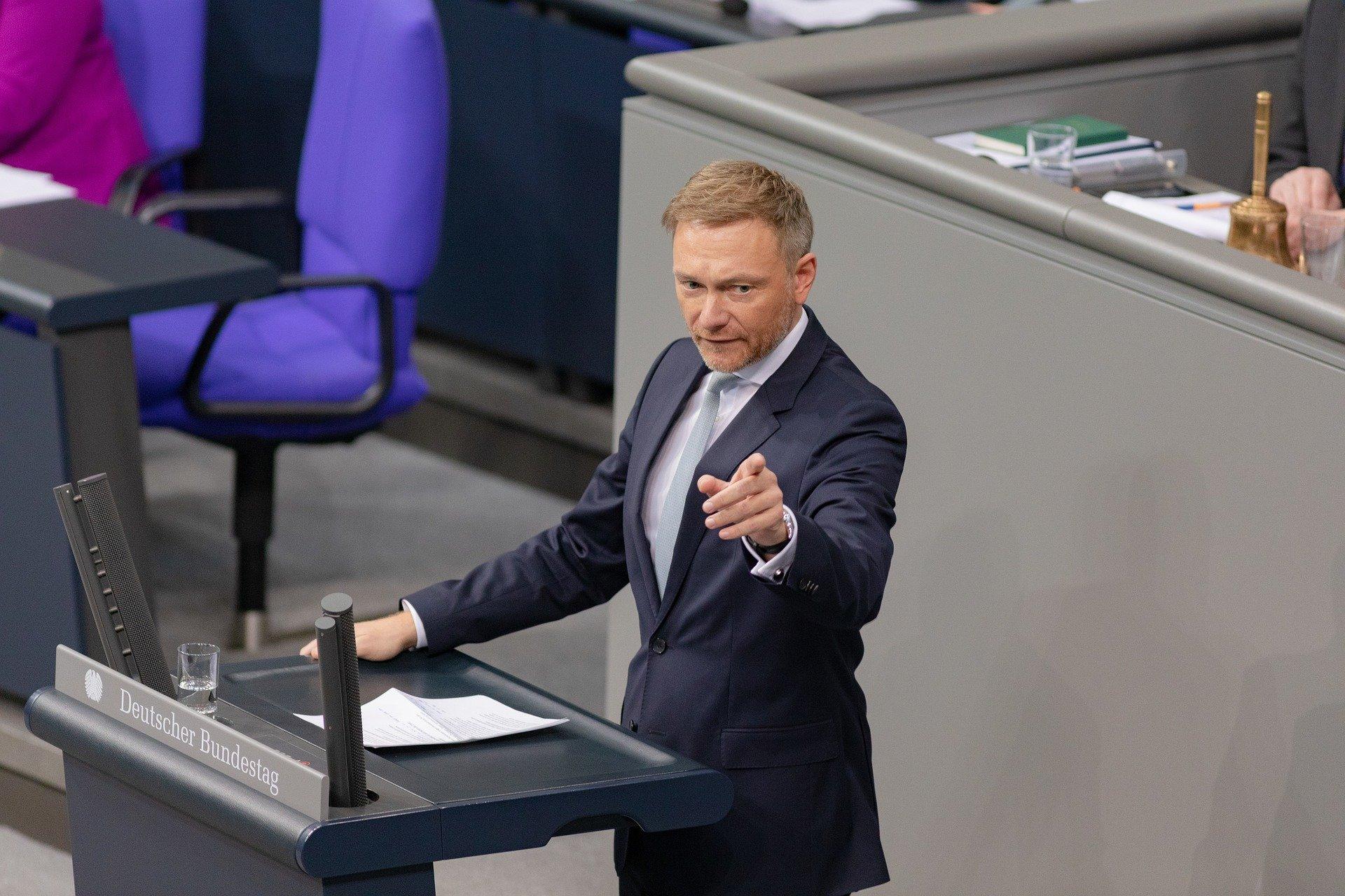 """FDP-Chef: """"Einmütigkeit"""" zwischen Opposition und Regierung ist vorbei"""