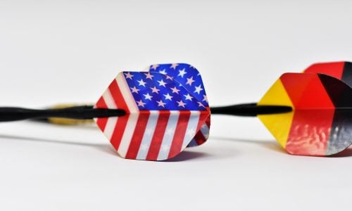 Umfrage: Deutsche sehen USA wegen Corona-Krise kritischer