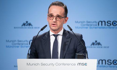 """Heiko Maas zu Westjordanland: """"Annexion Israels wäre Rechtsbruch"""""""