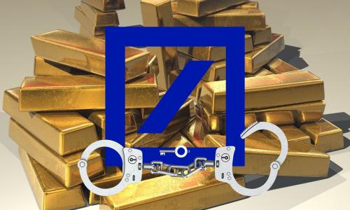 Deutscher Bank droht wegen Geschäften mit Jeffrey Epstein Ärger