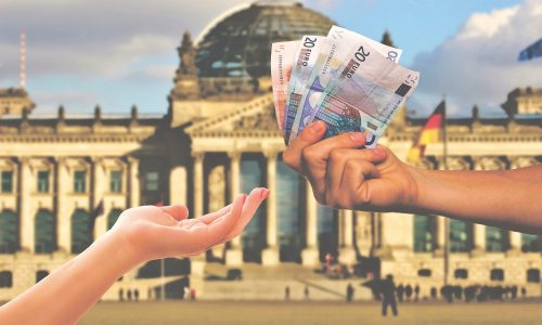 Deutschland: Parlament stimmt Mehrwertsteuer-Senkung zu