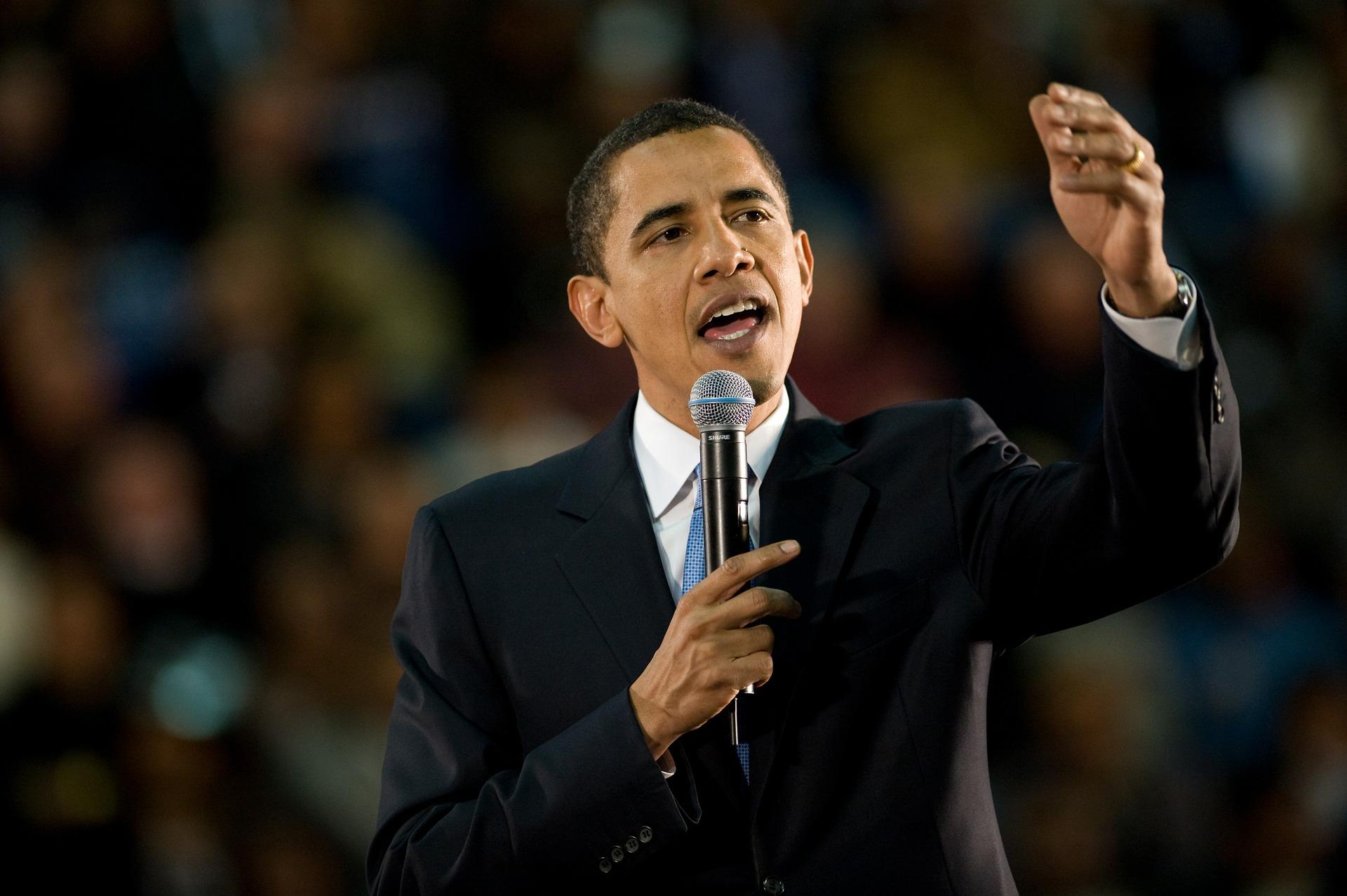 """Barack Obama sieht in Protesten eine """"unglaubliche Gelegenheit"""""""