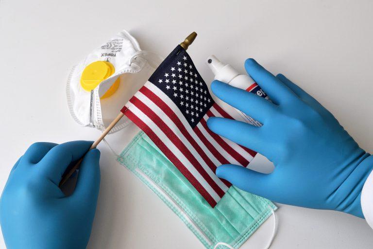 USA: Erneut über 67.000 Neuinfektionen und 900 Corona-Tote