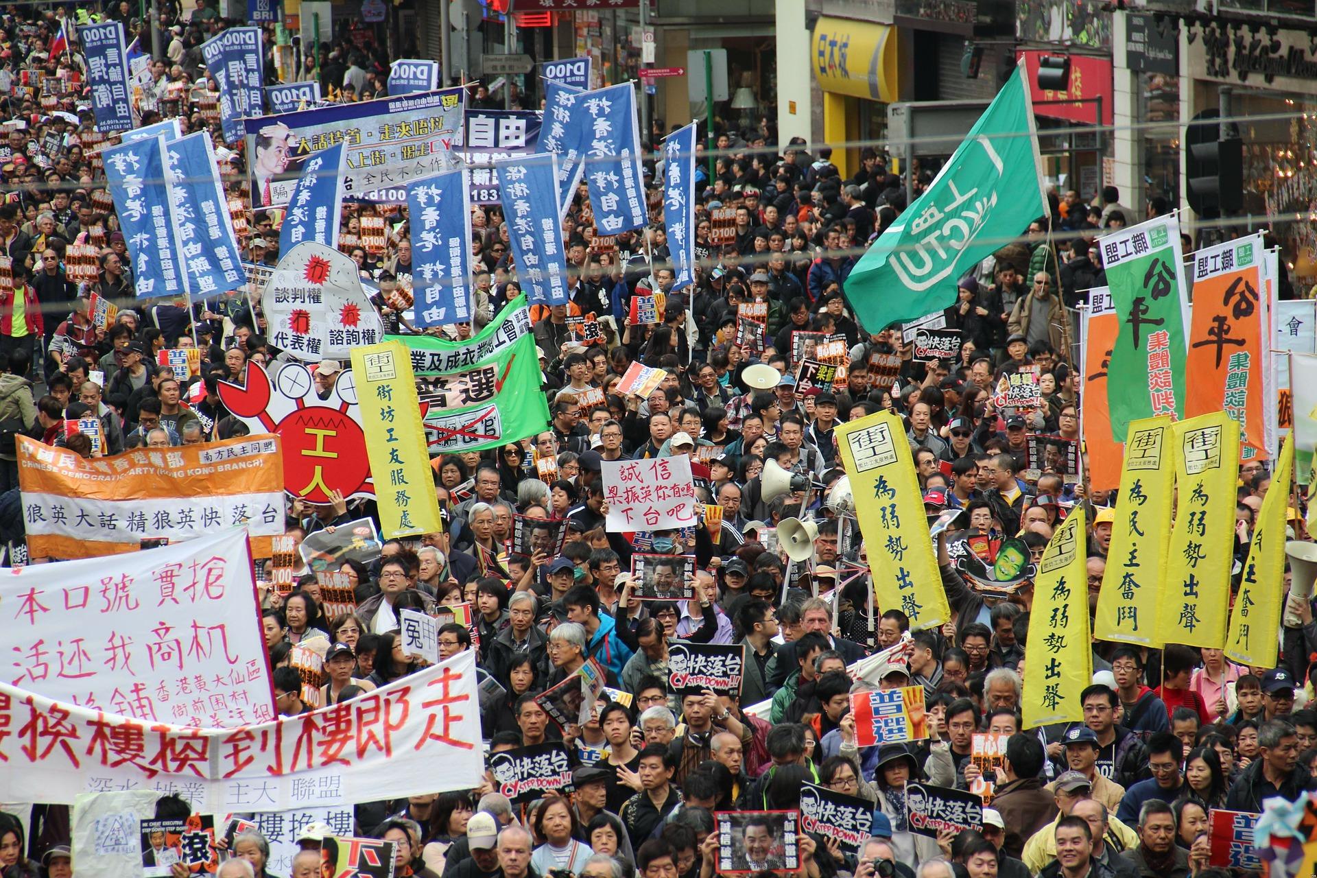Sicherheitsgesetz: China will keine Einmischung anderer Staaten