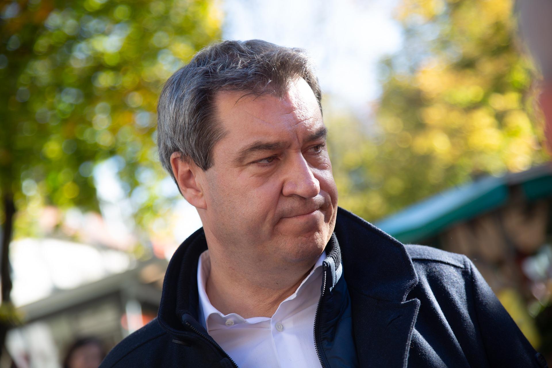 Markus Söder: Bundesweite Maskenpflicht, mehr Kompetenzen für Bund